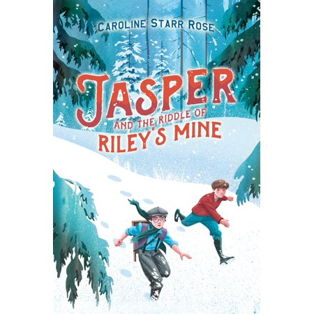 Jasper and the Riddle of Riley's Mine ()
