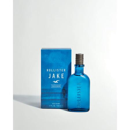 JAKE Hollister 1.7 oz / 50 ml EDC Men Cologne Spray
