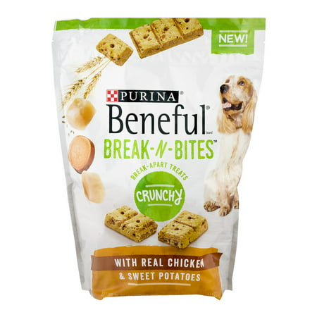 Purina Beneful Break-N-Bites Crunchy With Real Chicken