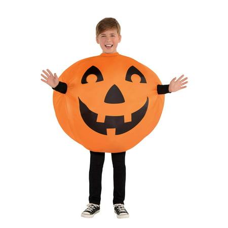 Jack O Lantern Costume (Inflatable Jack-O-Lantern Child)
