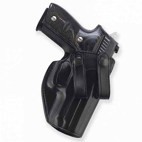 Galco Summer Comfort Holster, Black, Right Hand by Galco