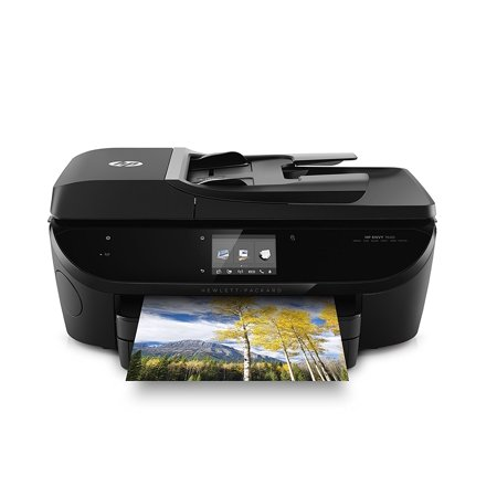 Refurbished  Hp Envy 7640 Wireless All In One Photo Printer With Mobile Printing  E4w43a