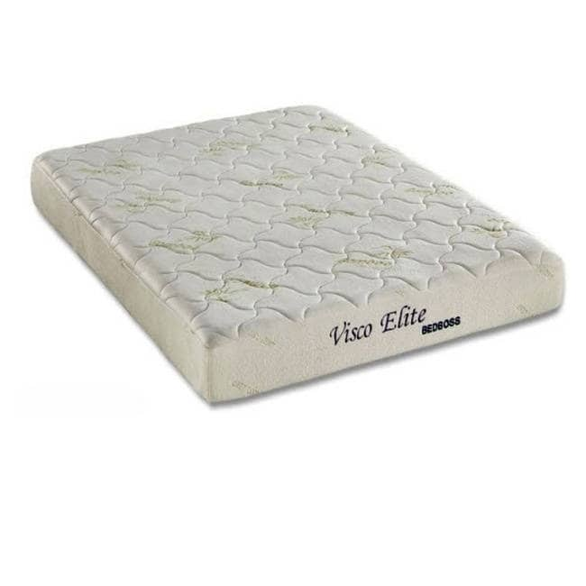 Bed Boss 8 Inch Queen Size Memory Foam Mattress Walmart Com