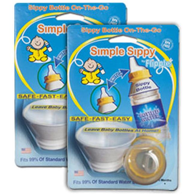 Flipple SS-B Simple Sippy Blisters Double Pack