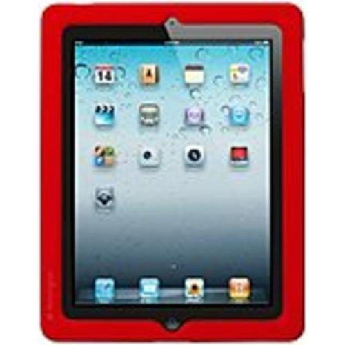 Kensington BlackBelt K39375US iPad Case - iPad - Red