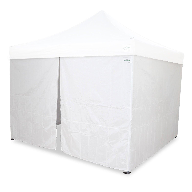 Caravan Canopy Sports 10' x 10' Commercial Grade Sidewalls