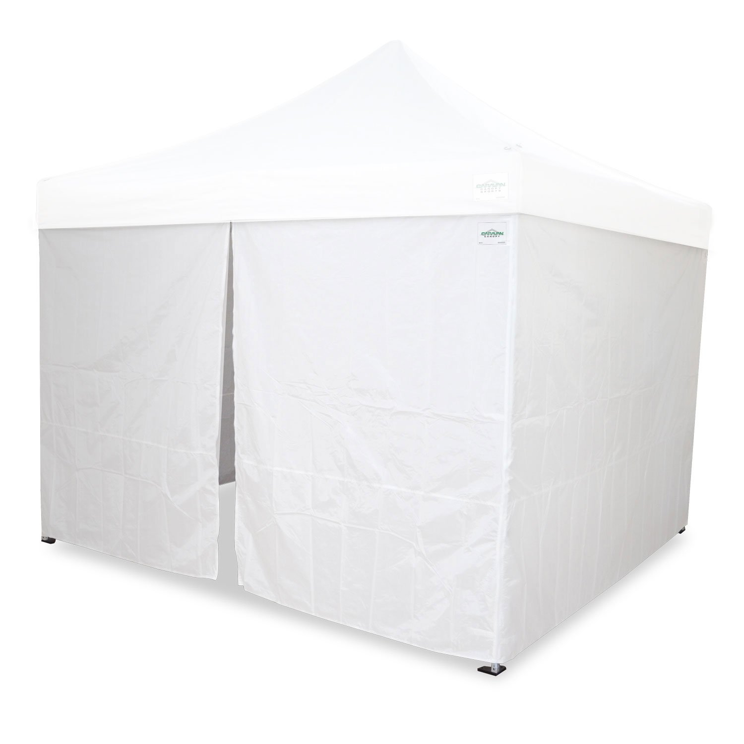 Caravan Canopy 10 x 10 Foot Commercial Tent Sidewalls (Sidewalls Only) - image 5 ...  sc 1 st  Walmart Canada : canopy tent with sidewalls - afamca.org