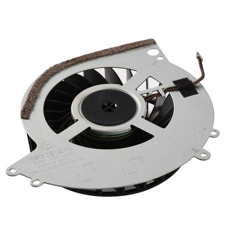 Ps2 Replacement Fan (Cooling Fan,EECOO Internal Cooling Fan Replacement Repair Part Kit for SONY Playstation 4 PS4 1000/1100 Model)