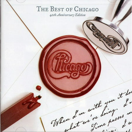 Best of Chicago: 40th Anniversary Edition (CD) (Limited