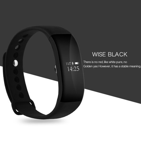V66 Bluetooth Smart Health Wristband Watch Sport Fitness Tracker Sleep Monitor Band