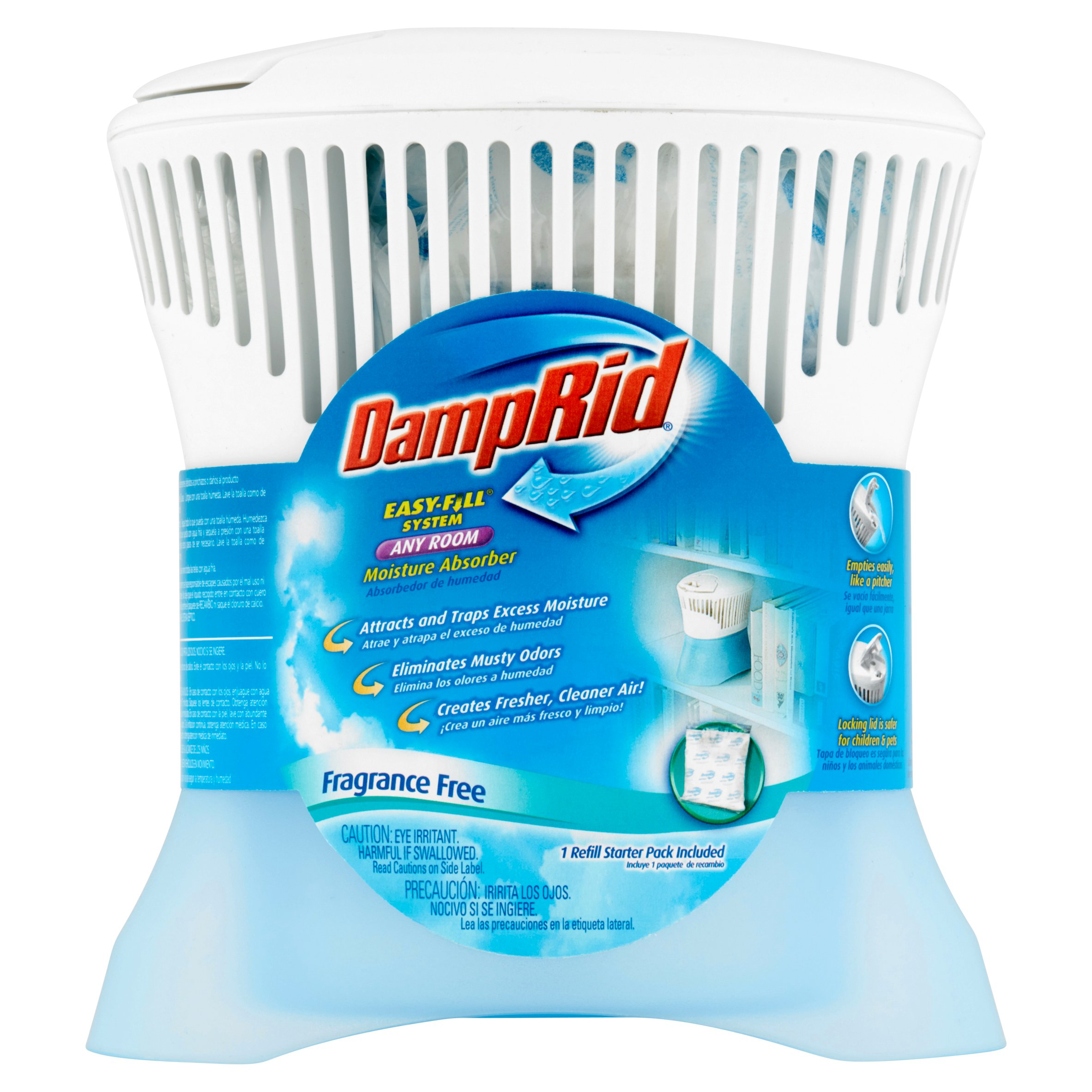 DampRid Easy-Fill System Any Room Moisture Absorber