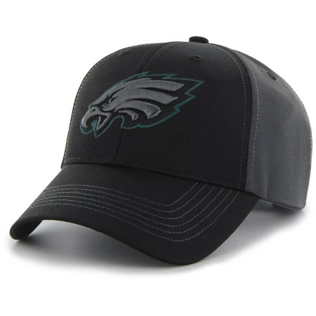 NFL Philadelphia Eagles Mass Blackball Cap - Fan Favorite - Philadelphia Eagles Apparel