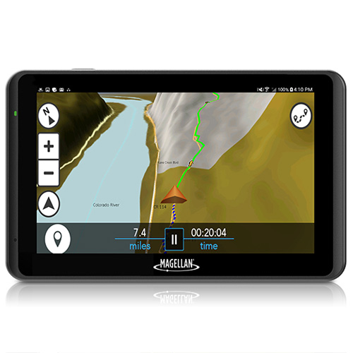 Magellan Explorist TR5 Trail And Street 5 Inches HD GPS Navigator