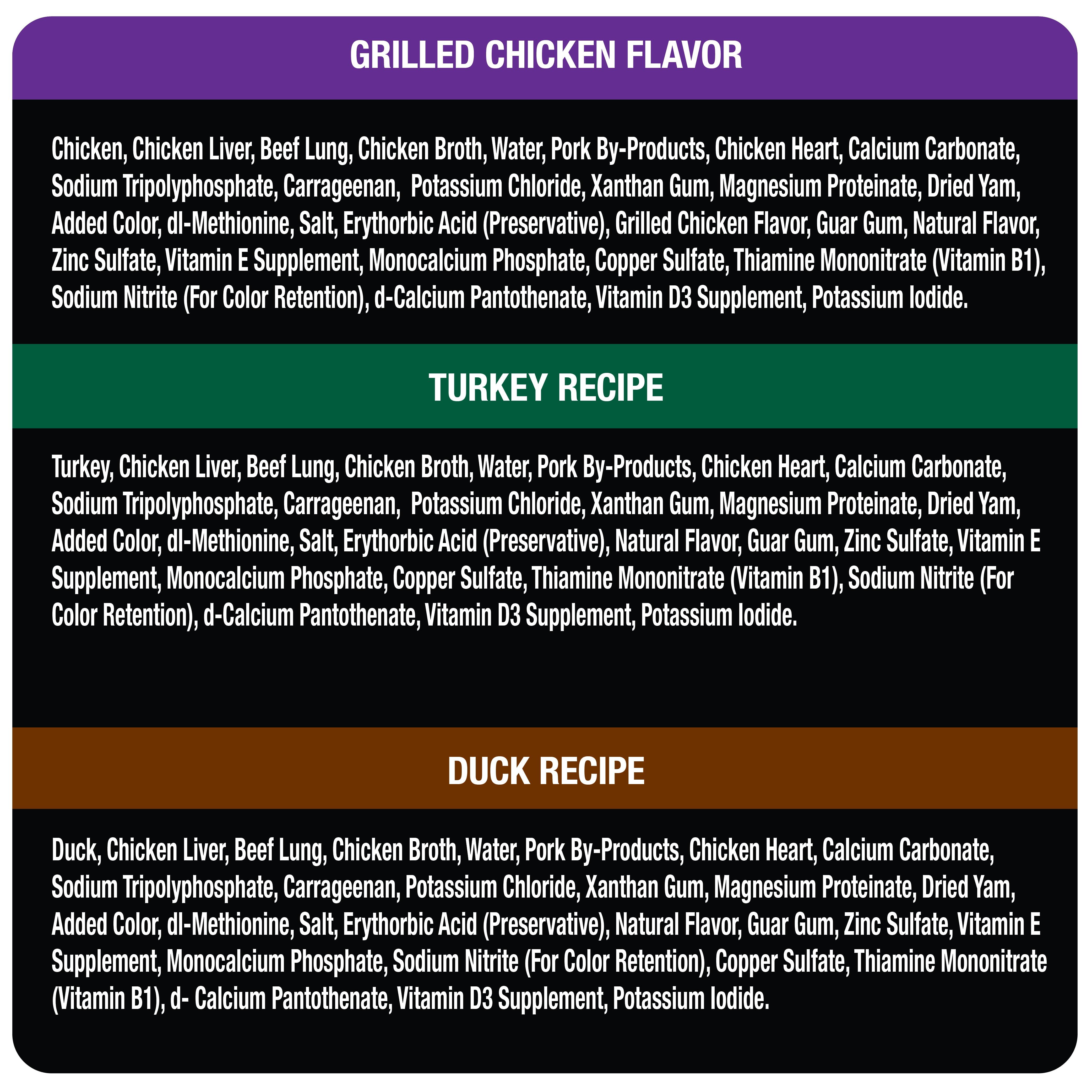 CESAR Wet Dog Food Poultry Lover's Variety Pack Wet Dog Food