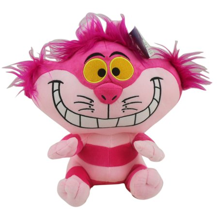 Disney's Alice in Wonderland Medium Size Cheshire Cat Plush Toy (10in)