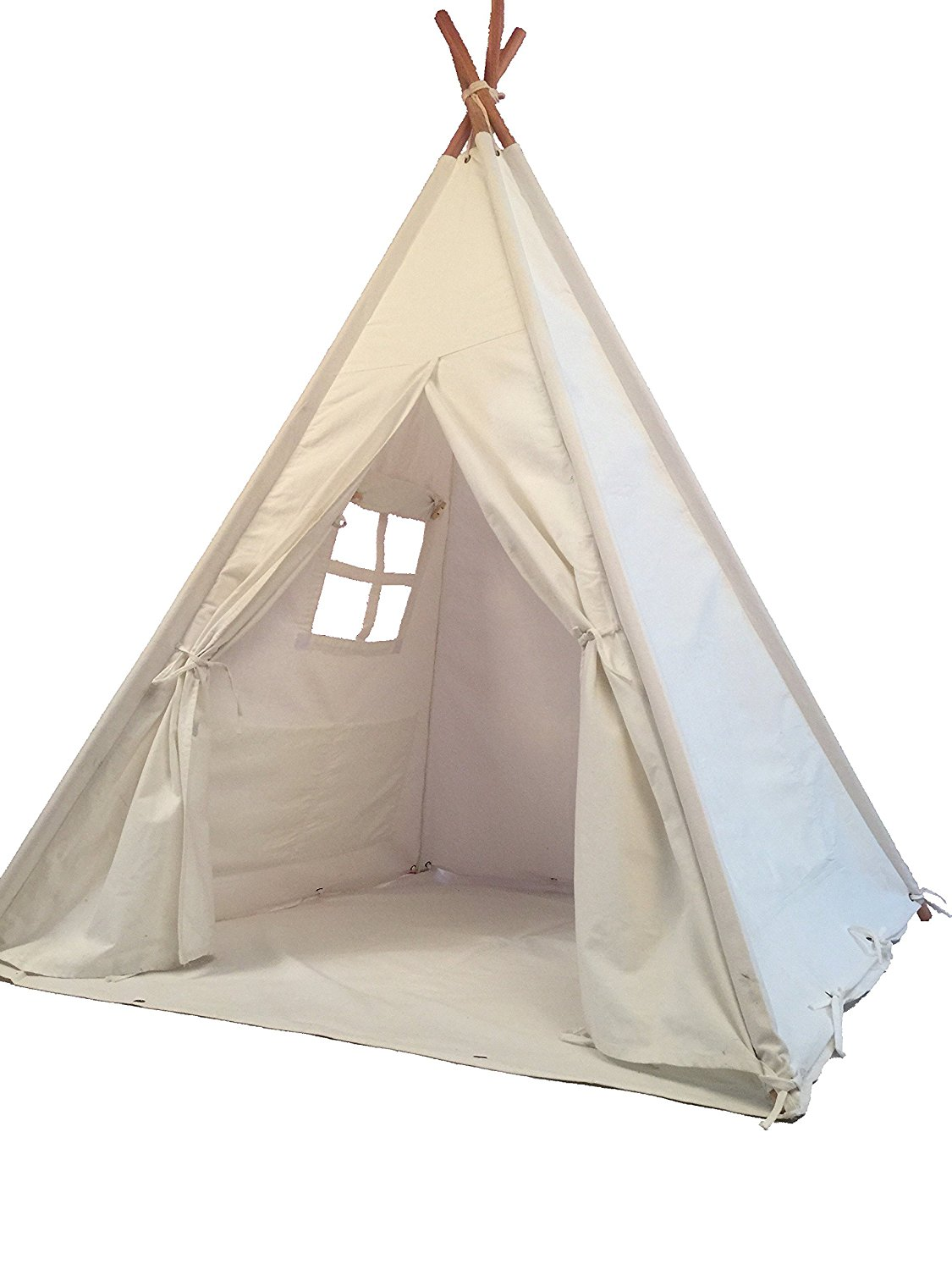 Pericross Kids Teepee Tent Indian Play Tent Childrenu0027s Playhouse for Outdoor and Indoor Play  sc 1 st  Walmart & Pericross Kids Teepee Tent Indian Play Tent Childrenu0027s Playhouse ...
