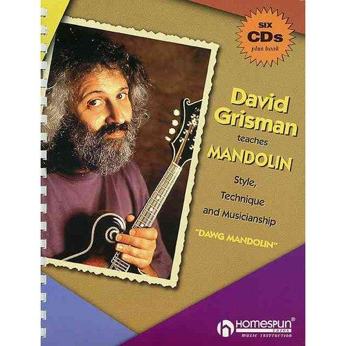 David Grisman Teaches Mandolin: Style, Technique and Musicianship by