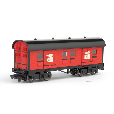 Bachmann Trains Thomas and Friends Mail Car, Red, HO Scale Train