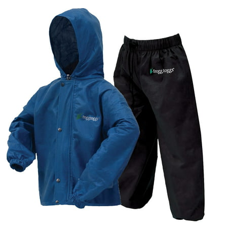 Frogg Toggs Youth Polly Woggs Rain Suit (Industrial Rain Suit)