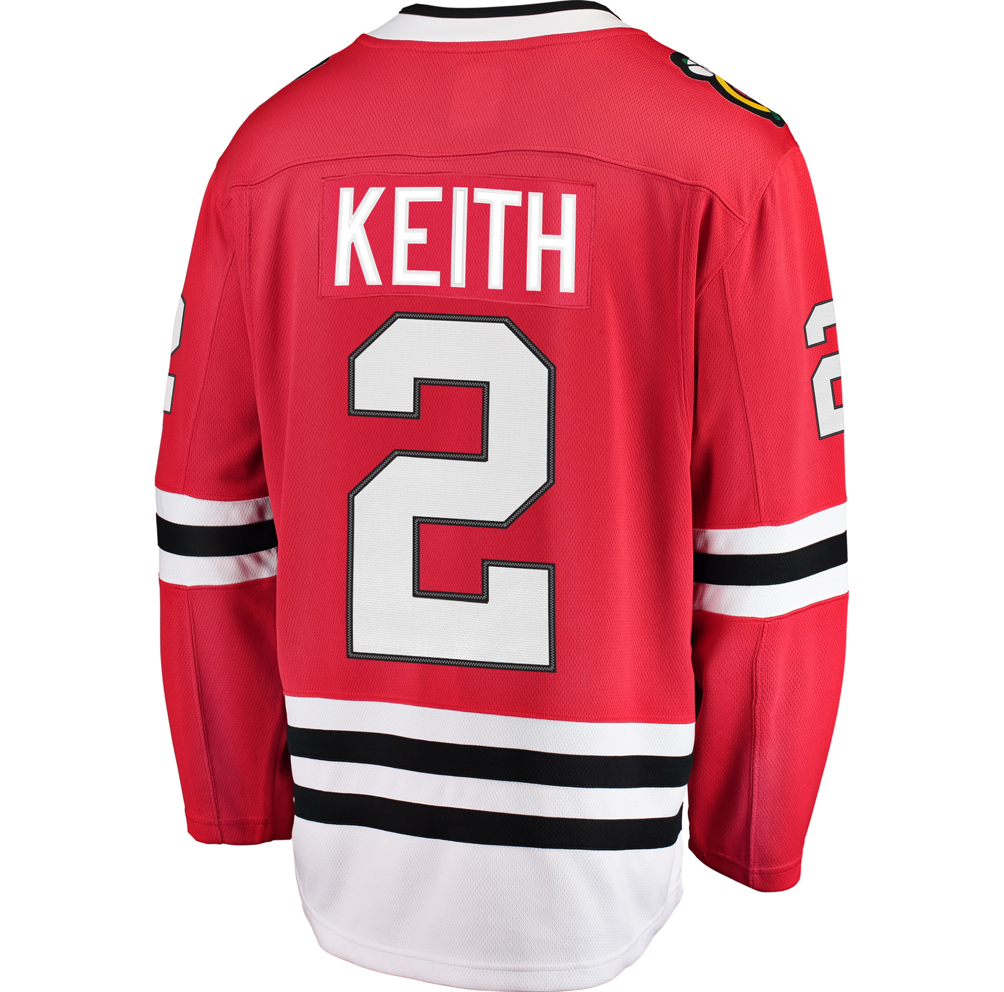 cb7ef2dbf68 ... usa b6062 0e3cd duncan keith chicago blackhawks fanatics branded  breakaway player jersey red walmart. bf1e0