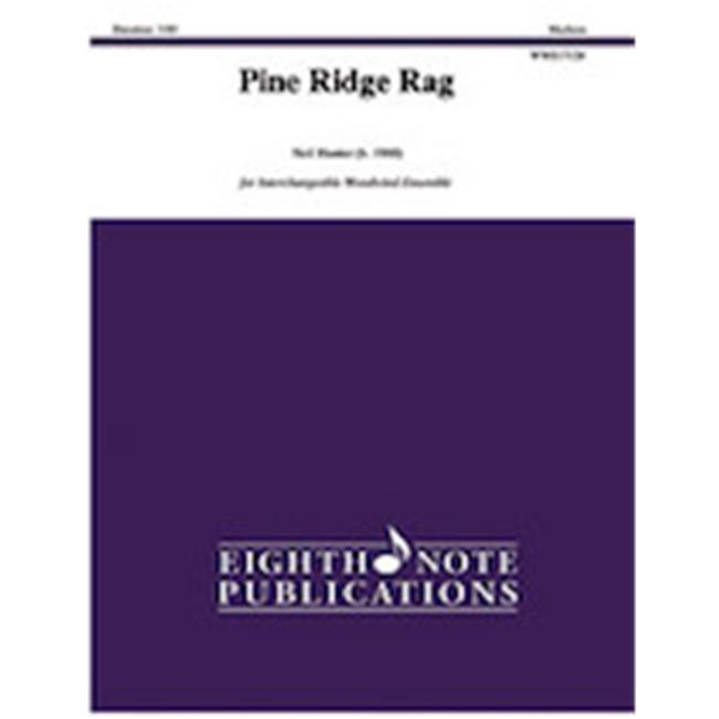 Alfred 81-WWE17128 Pine Ridge Rag