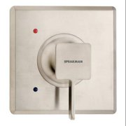 SPEAKMAN CPT-1300-UNI-BN Shower Valve,Wall Mount,Square,Nickel