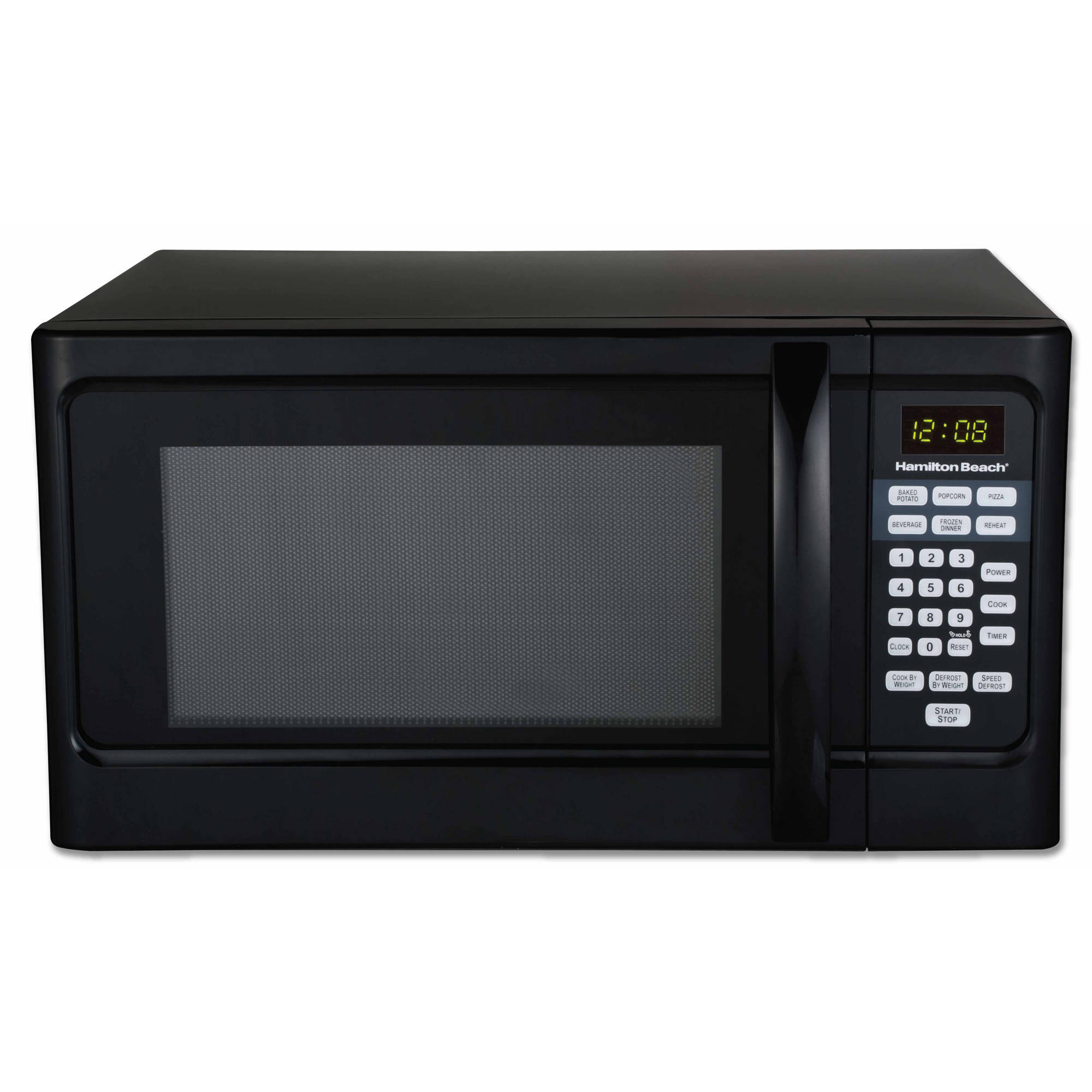 Hamilton Beach 1.1 cu ft Microwave Oven, Black