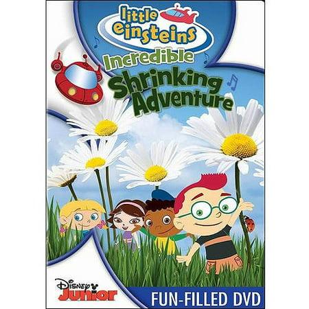 Little Einsteins Incredible Shrinking Adventure  Dvd Fs