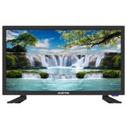 """Sceptre 19"""" Class 720P HD LED TV with Built-in DVD Player E195BD-SR"""