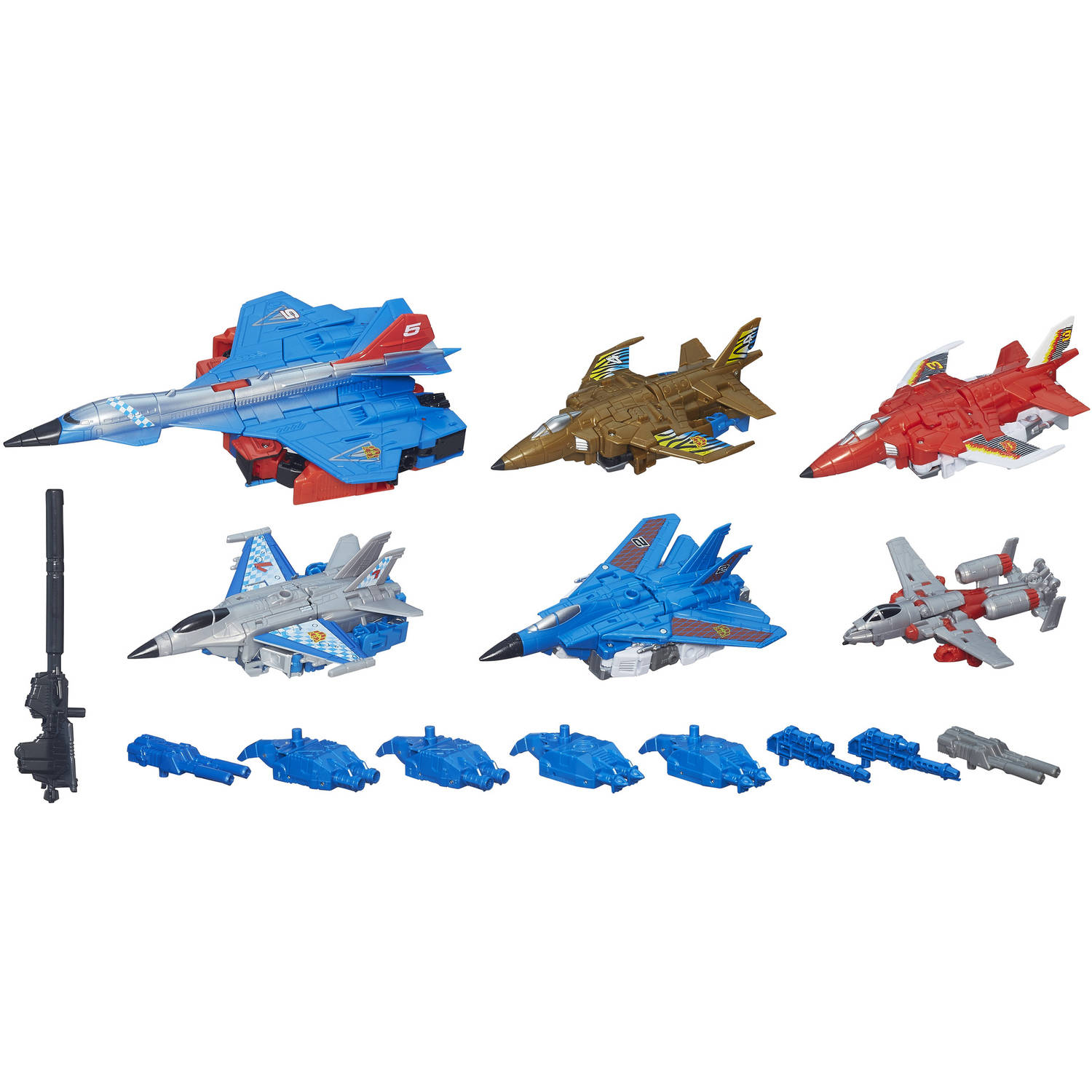 Transformers Generations Combiner Wars Superion Collection Pack