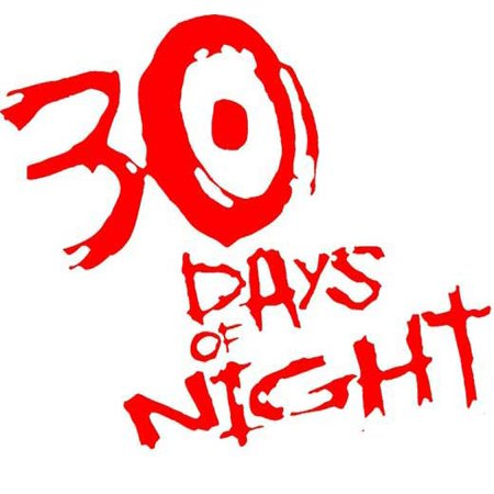 30 Days of Night POSTER Movie Mini Promo - 13 Nights Of Halloween Promo