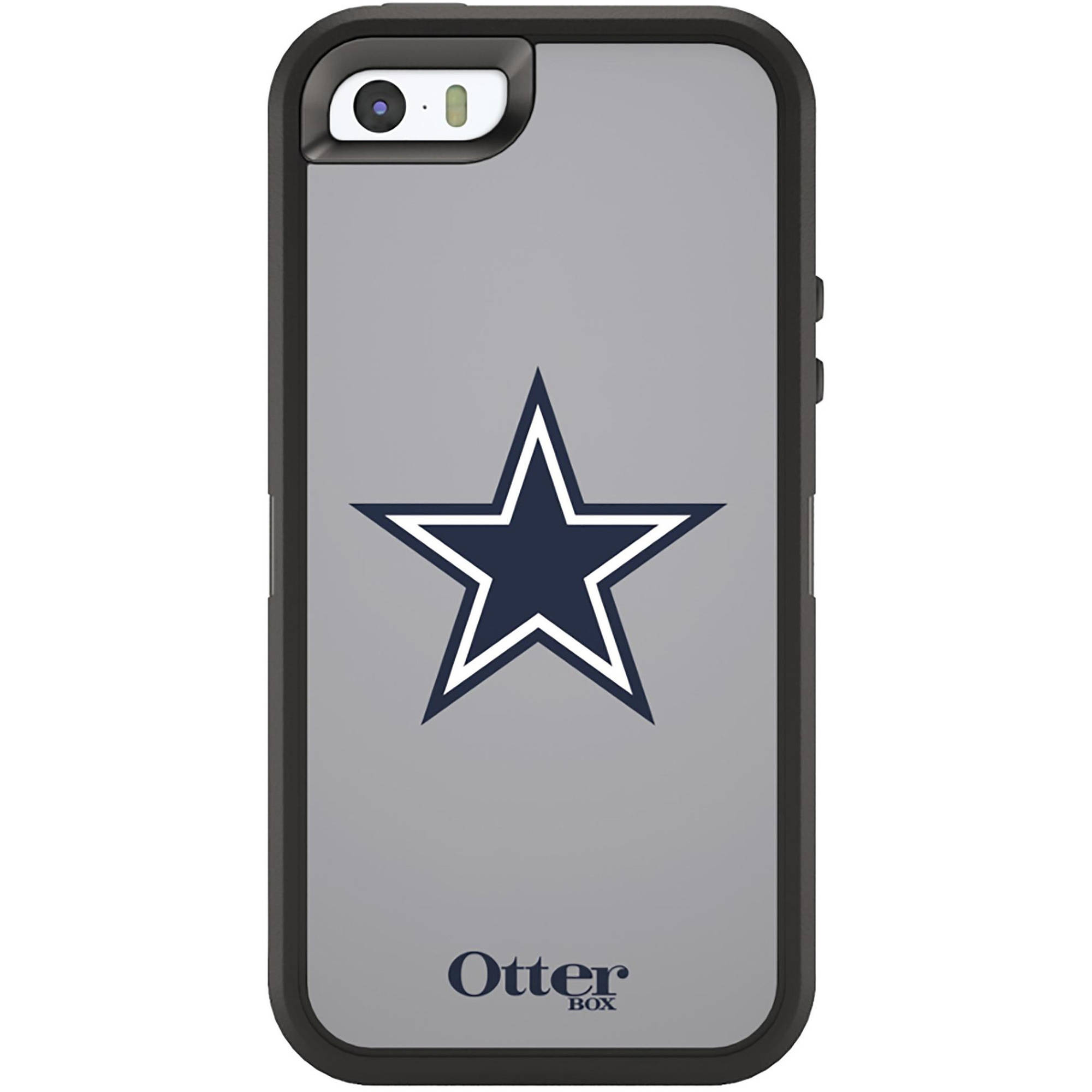 buy popular 64a40 cb270 OtterBox Defender NFL Series Case for Apple iPhone 5S/5SE, Cowboys