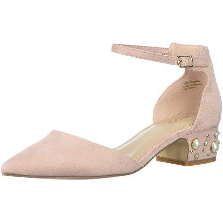 ALDO Women's Wiliwiel Ballet Flat, Light Pink, 8.5 B US, Light Pink, Size 8.5 (Aldo Ballet Flats Women)