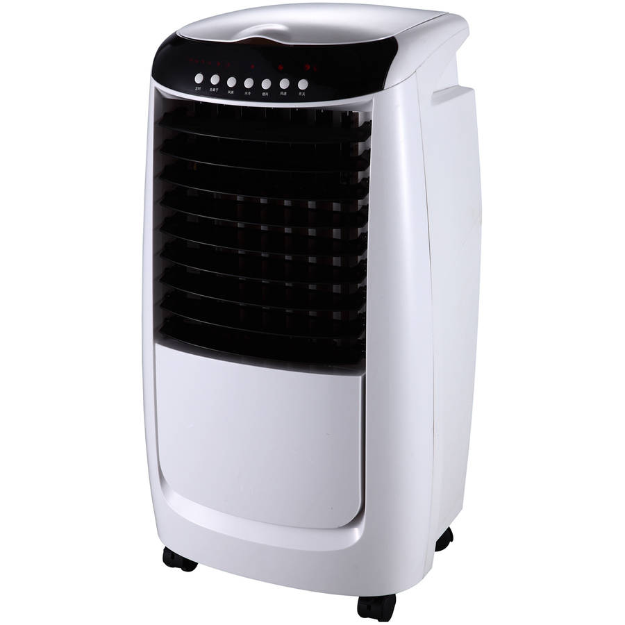 Sunpentown Evaporative Air Cooler with 3D Cooling Pad by Sunpentown