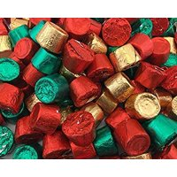 Rolo Holiday Chewy Caramels in Milk Chocolate,, Christmas edition (Pack of 5 Pounds)