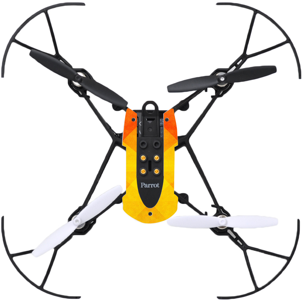 MightySkins Protective Vinyl Skin Decal for Parrot Mambo Drone Quadcopter wrap cover sticker skins