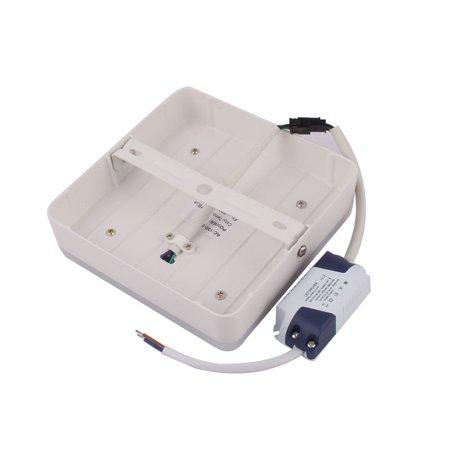 Prix plafond panneau carré surface économie énergie blanc AC 100-265V 12W - image 1 de 5