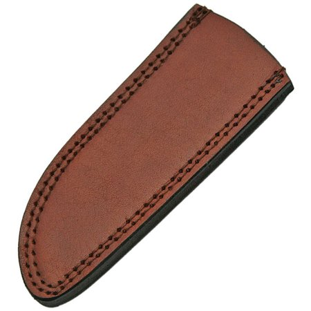 Leather Sheath Drop Point