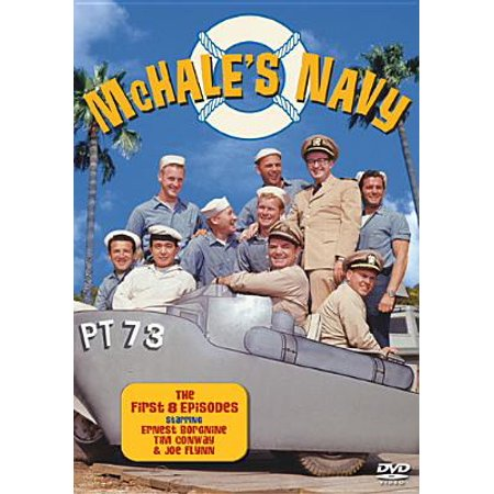 McHale's Navy: The First 8 Episodes (Full Frame)