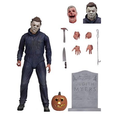 "Halloween (2018 Movie) - 7"" Scale Action Figure - Ultimate Michael Myers"