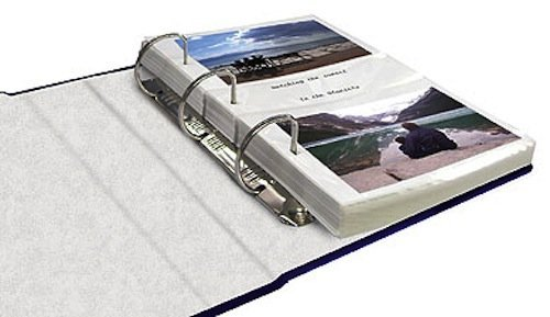 Bulk Pack Pioneer STR 4x6 Photo Album Refill for ST-400 200 Pages (100 SHeets) by