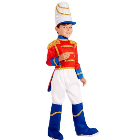 Toy Soldier Kids Costume - Kids Soldier Costumes