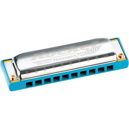 Hohner Rocket Low Harmonica  Low E