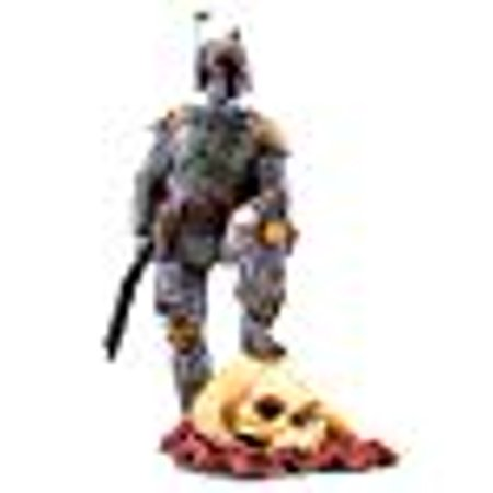 Star Wars Boba Fett Collector's Gallery Statue Toy