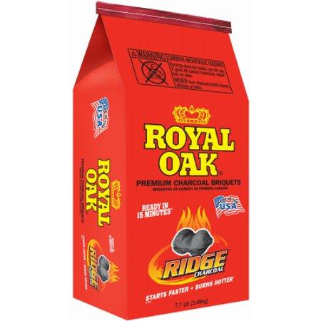 - Royal Oak Charcoal Briquettes, 7.7 lb Bag