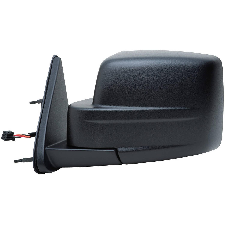 07-11 Caliber Power Non-Heated Non-Folding Rear View Mirror Right Passenger Side