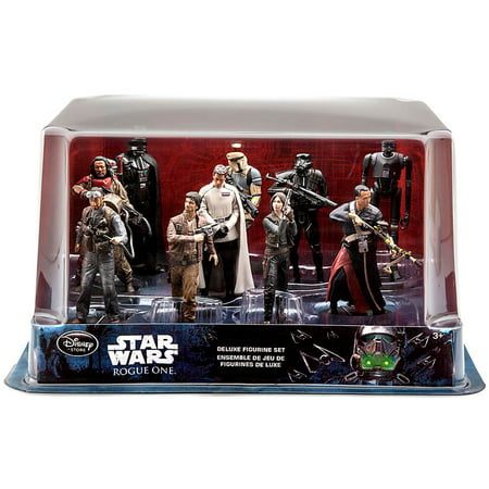 Star Wars Rogue One 10 Piece PVC Figure Set