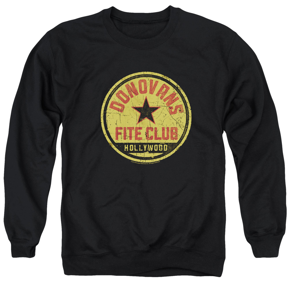 Ray Donovan Fite Club Mens Crewneck Sweatshirt
