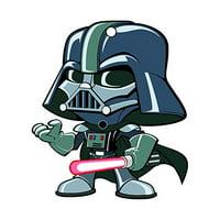 Plasticolor 005414R01 Wiggler Darth Vader Air Freshener