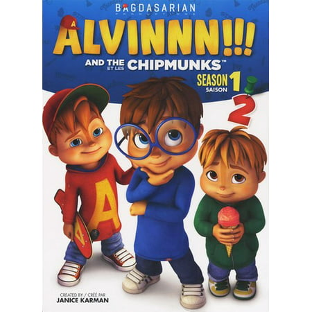 Alvin And The Chipmunks Cartoon Halloween (Alvin and the Chipmunks: Season 1 Volume 2)